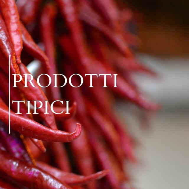 prodotti tipici Stuzzicherie di Calabria